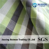 Китайское изготовление 12mm 15%Silk 85%Cotton Нервюр-Останавливает ткань рубашки