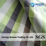 Chinese Fabrikant 12mm rib-Einde 15%Silk 85%Cotton de Stof van het Overhemd