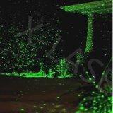 Les nouveaux produits 2016 IP65 imperméabilisent la lumière laser extérieure rouge de douche de météore de Noël