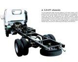 Isuzu 600p определяет/двойная тележка светлого Van рядка