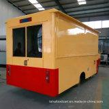 最もよい販売法のファースト・フードのカートか移動式食糧トラック