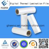 Pellicola di laminazione termica di legame eccellente per stampa di Digitahi (35mic lucentezza & 35mic Matt)