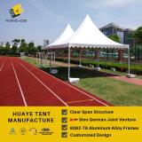 3x3m 5x5m 6x6m Pagoda Tenda para eventos