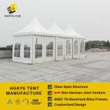 Alibaba中国のアルミニウム構造望楼のテント3X3