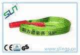 2018 PT1492 2t linga de tecido de poliéster com certificado CE