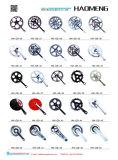 Montage van de Verkoop van Fittngs van de Delen van de Fiets van de Fiets van China de Directe