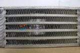 De Plaat /Aluminum van het roestvrij staal en de Buis van /Copper van het Staal en de Warmtewisselaar van de Vin van het Aluminium/van de Buis van de Vin