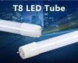 Tubo 18W del vidrio T8 LED con el CE RoHS (EGT8F18)