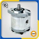 Bomba de engranaje hidráulica en tándem de alta presión de la bomba de aluminio