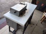 Verwendeter Leder-spaltender Maschinen-Schuh Italien-Fav lassen lederne Fabrik maschinell bearbeiten (A.V. 2)