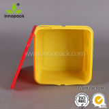 4L Square Iml Printed pp. Food Container mit Handle und Lid