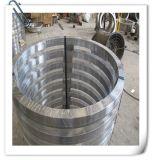 Flanges de aço do forjamento do aço de liga do aço de carbono de Stailess