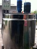 De Tank van de Sterilisatie van de Sterilisator van het Pasteurisatieapparaat van de yoghurt