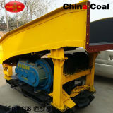 P30bのバケツの採鉱車によって一致する電気スクレーパーのローダー