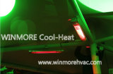Pubs / Bars Aquecedor de infravermelhos com controle remoto Floor Stand / Wall Mounted Installation