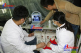 Scanner van de Ultrasone klank van de Reproductie van het landbouwbedrijf de Dierlijke, Veterinair Instrument, de Veterinaire Scanner van de Ultrasone klank, de Machine van de Ultrasone klank van de Test van de Zwangerschap