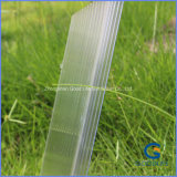 Anti-Static Frosted Polycarbonate Multi Wall Hollow Sheet for Public