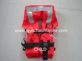 Индивидуальные 147n морской пены Тип CE утвержденный спасательный жилет