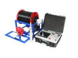 Bohrloch-Kamera-Ausflussöffnung-Loch-Kontrollen-Kamera, Wasser-Vertiefungs-Kamera, durchlöchern unten Kamera, Unterwasserkamera, Survillance CCTV-Kamera, Grundwasser-Kamera