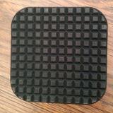 Rilievo di gomma modellato solido quadrato per l'automobile