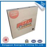 Коробка твердой пиццы гофрированной бумага упаковывая