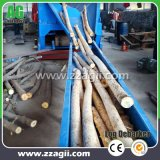 직업적인 공급 목제 로그 껍질을 벗김 기계 갱도지주 나무 껍질을 벗기는 기계