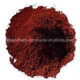 セメントの建築材料のための鉄酸化物の赤