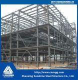 Полуфабрикат пакгауз стальной структуры с лучем от Китая
