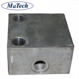 よい油圧弁の完全な機械化の精密アルミ鋳造