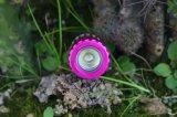 Colores varios portátiles Mini Coche Linterna linterna LED de carga