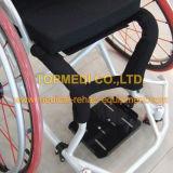 농구 휠체어가 Topmedi 알루미늄 옥외 설명서에 의하여