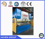 WC67K-100x3200 freio da imprensa do CNC Hydrualic, máquina de dobra hidráulica da placa de aço