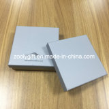Personnaliser le logo de la cascade de niveau 4 boîte 4 Boîte de Papier de cadeau de la couche