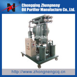 Fase única purificador de óleo do transformador de vácuo de purificação do óleo