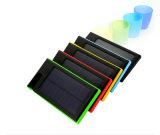 이동 전화를 위한 다기능 리튬 건전지 태양 에너지 은행 충전기