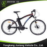 250W 350W Brushless Motor Electric Mountain Bike