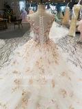 Цвет новейшей конструкции Aoliweiya свадебные платья110103