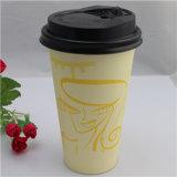 Устранимый бумажный стаканчик 12oz Coffee с Lid
