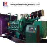 1MW al multiplo 50MW imposta il generatore parallelo del gas