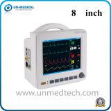 El uso de animales seis parámetros Monitor de Paciente con sistema de control central
