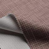 Sofà della tessile della casa della tappezzeria del velluto e tessuto stampati dell'ammortizzatore