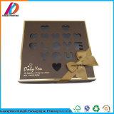 마분지 서류상 선물 서류상 분배자를 가진 포장 초콜렛 상자