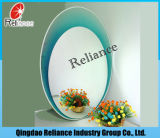 Espejo de aluminio de la hoja de 1.8mm / espejo de plata / espejo del flotador / espejo antiguo para la decoración