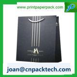 Impressão do logótipo do luxo preto fosco para joalharia