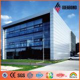 2017 el panel compuesto de aluminio revestido estándar caliente de la venta ASTM PVDF