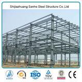 Lumière préfabriqués structuraux en acier de construction préfabriqués Appartements de métal