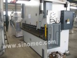 Wc67k-125t/5000 압박 브레이크 기계/유압 구부리는 기계