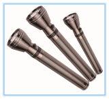 Linterna recargable de aluminio de la alta del foco del rango largo luz de la antorcha