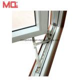 La maggior parte della finestra di plastica di vetro della Cina della fabbrica del PVC del doppio popolare della stoffa per tendine