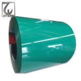 Покрынный цвет SGCC Ral 5017 PPGI гальванизировал стальной лист катушки